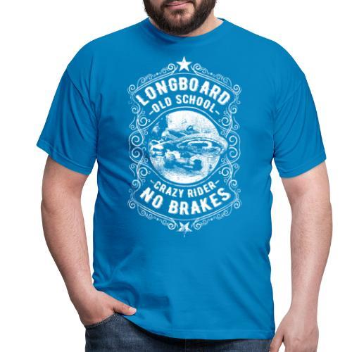 Lonboard Crazy Rider - Männer T-Shirt