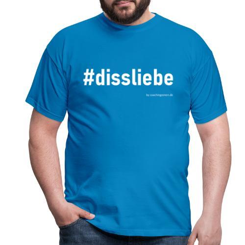 dissliebe 2weis - Männer T-Shirt