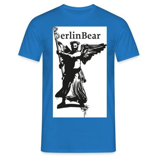 BerlinBear Logo - Männer T-Shirt
