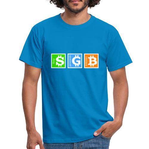 Generación Bitcoin - Camiseta hombre