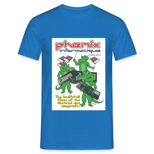 croco_papy - T-shirt Homme