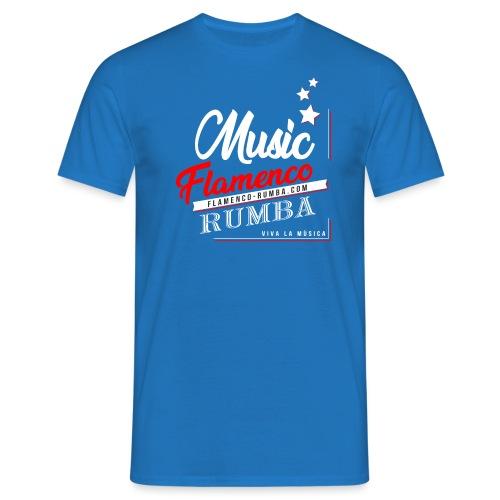 Music flamenco RUMBA # - T-shirt Homme
