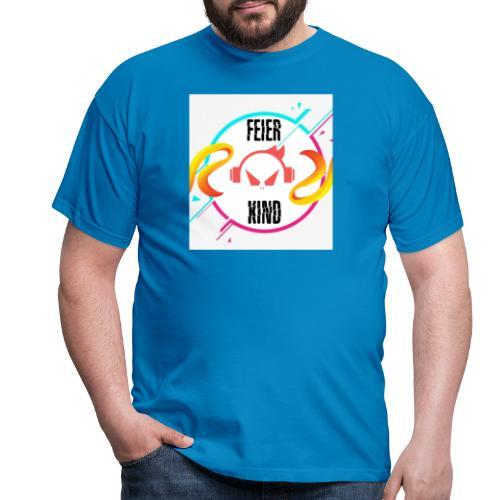 Feierkind - Männer T-Shirt