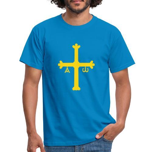 Cruz Asturianas - Camiseta hombre