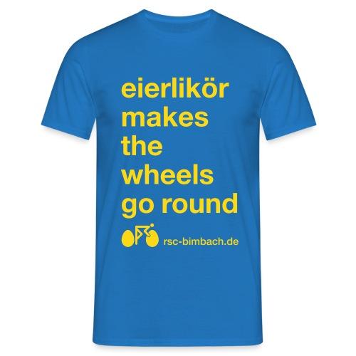 eierlikör_shirt - Männer T-Shirt