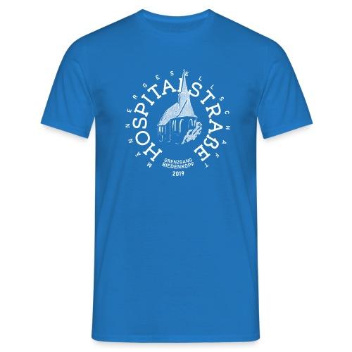 Männer(einfarbig) - dunkle Textilien - Männer T-Shirt