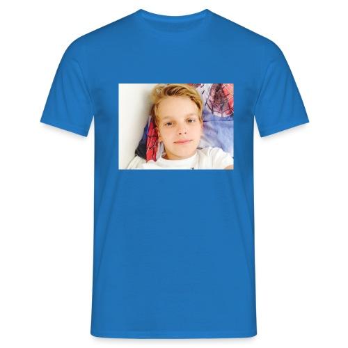 first design - Herre-T-shirt