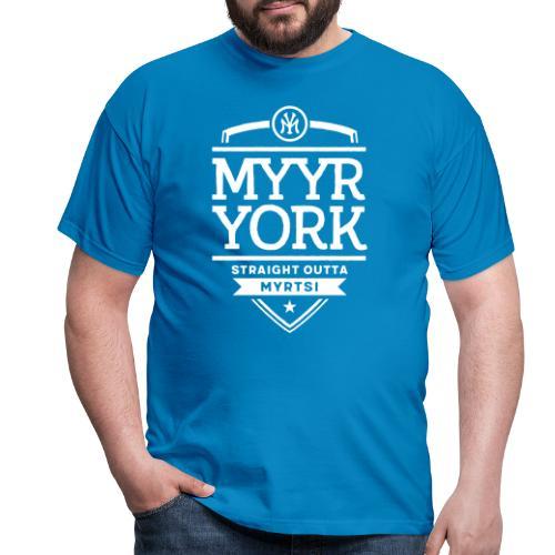 Myyrmäki - Straight Out - Miesten t-paita