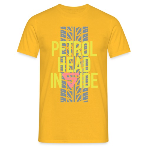 Petrolhead inside - T-shirt Homme