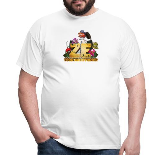 zeTerraAventurier - T-shirt Homme