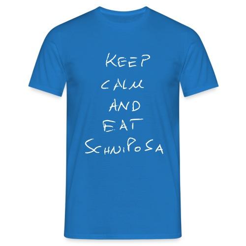 schniposa - Männer T-Shirt