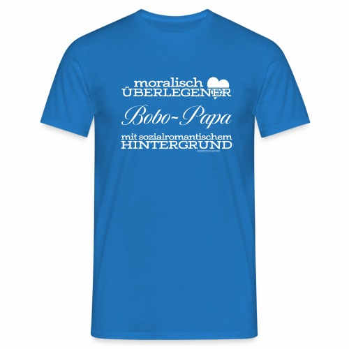 Bobo-Papa - Männer T-Shirt
