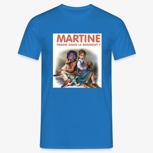 Martine-bat7 - T-shirt Homme