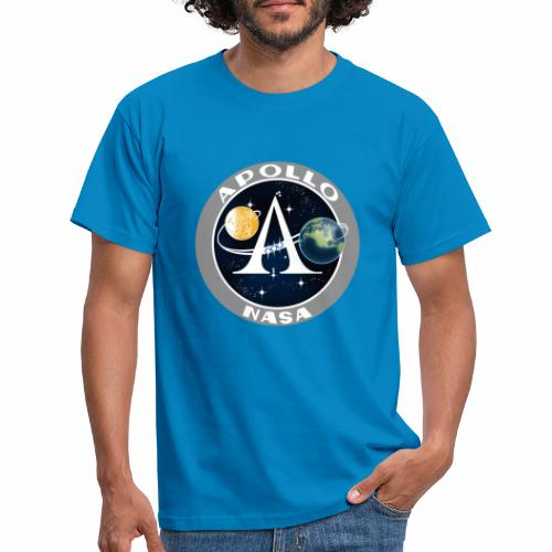 Mission spatiale Apollo - T-shirt Homme