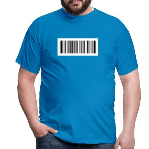 QR-Code - Männer T-Shirt
