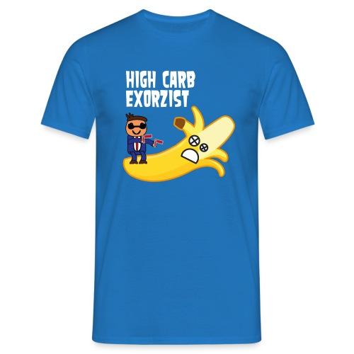 High Carb Exorzist Banane Hell - Männer T-Shirt