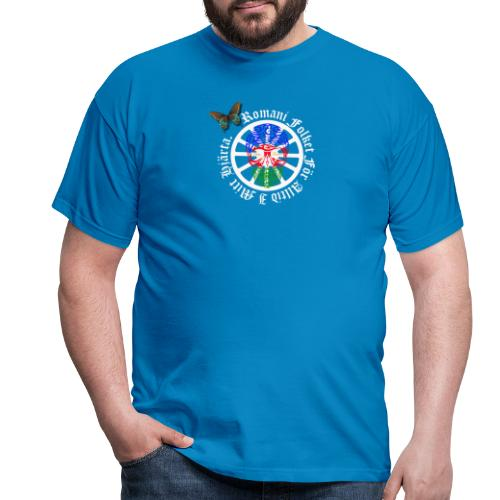 LennyhjulRomaniFolketivitfjerliskulle - T-shirt herr