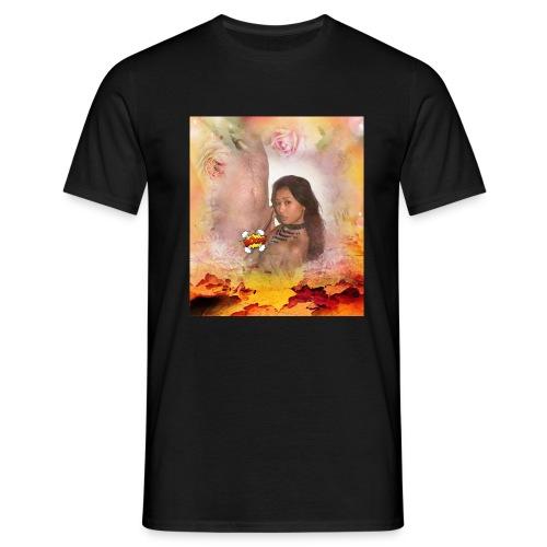 indian spring - Männer T-Shirt