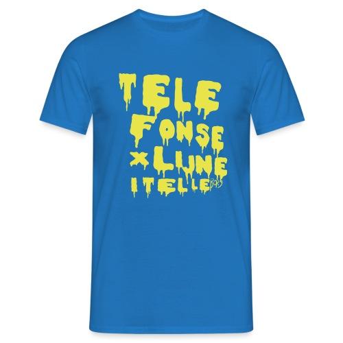 TELEFONSEXLIJNEITRELLE - T-shirt herr