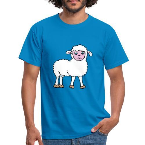 Minos le petit agneau - T-shirt Homme