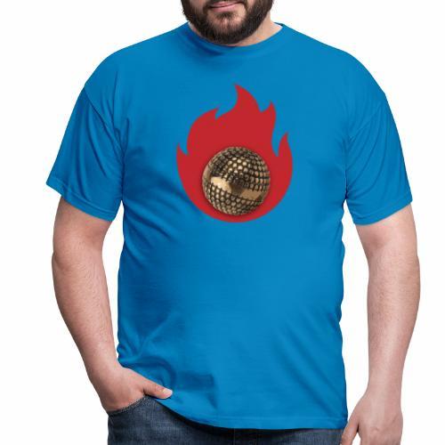 petanque fire - T-shirt Homme