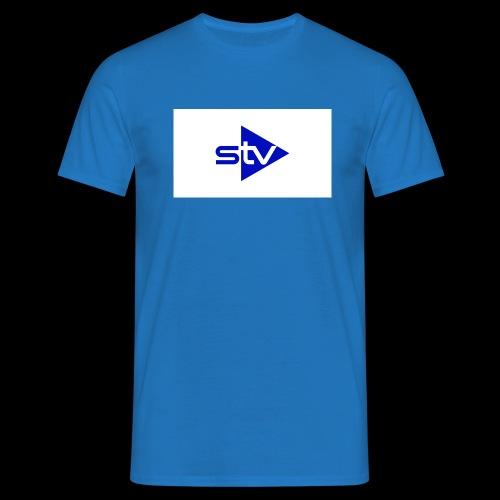 Skirä television - T-shirt herr