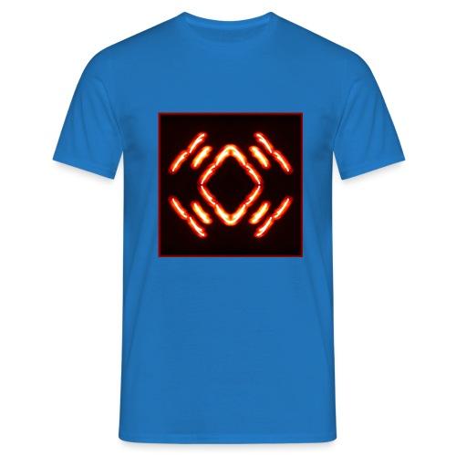 Lichtertanz #2 - Männer T-Shirt