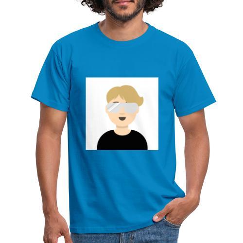 Albin kn-YT - T-shirt herr