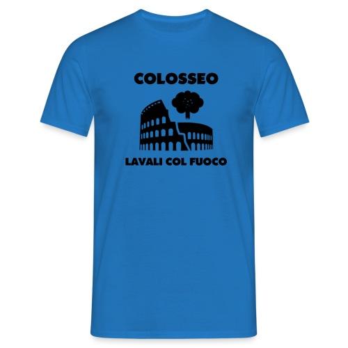 COLOSSEO - Maglietta da uomo