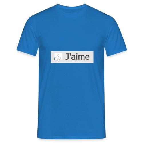 jaime2 - T-shirt Homme