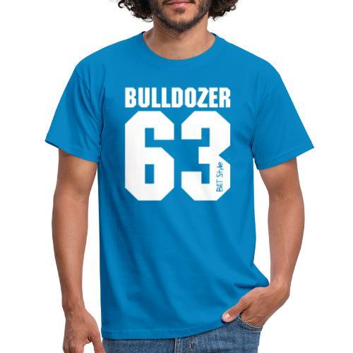 Bulldozer 63 - Men's T-Shirt