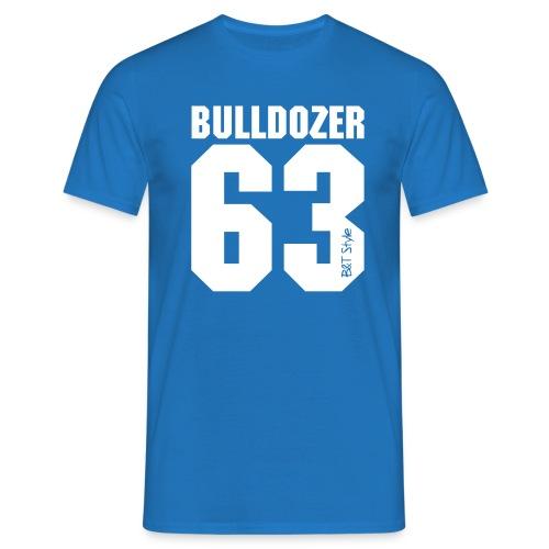 Bulldozer 63 - Maglietta da uomo