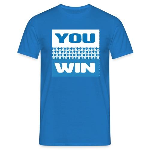 you win 21 - Men's T-Shirt