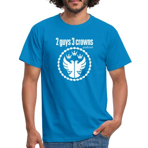 Reversed 2G3C Crest - Men's T-Shirt