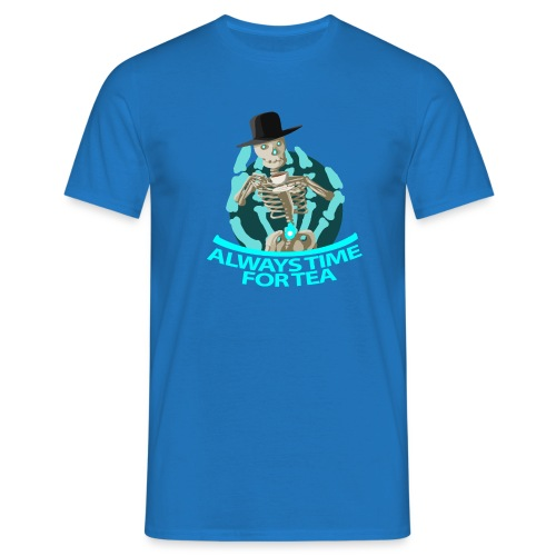 Always time for tea - Men's T-Shirt