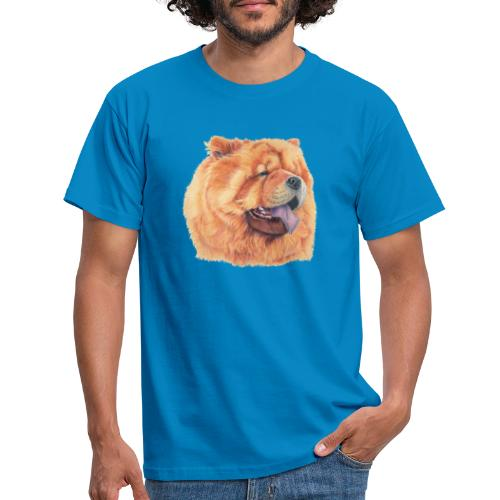 chow chow - Herre-T-shirt
