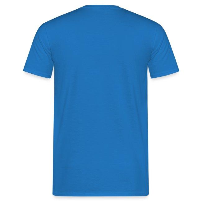 Backlisted T-shirt Mens Blue