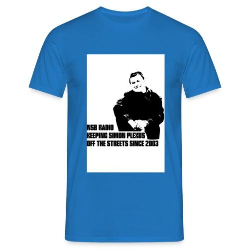 simon - Men's T-Shirt