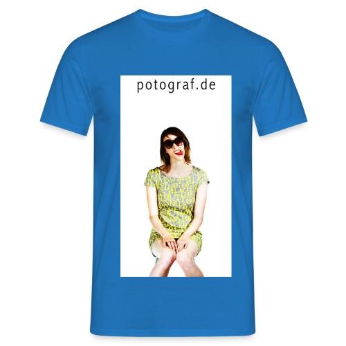 potograf5 - Männer T-Shirt