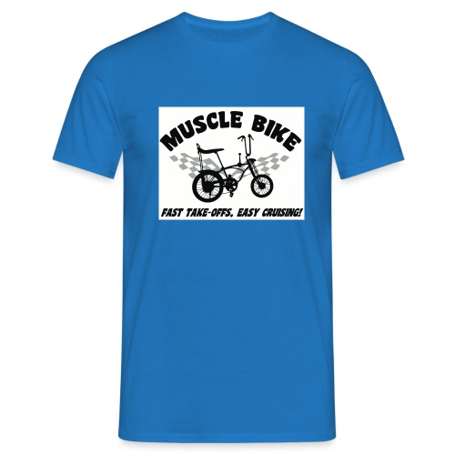 musclebike04 - T-shirt Homme