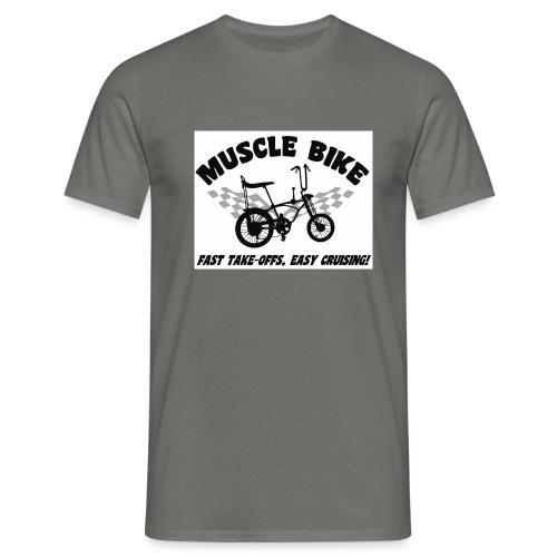 musclebike04 - T-shirt Homme