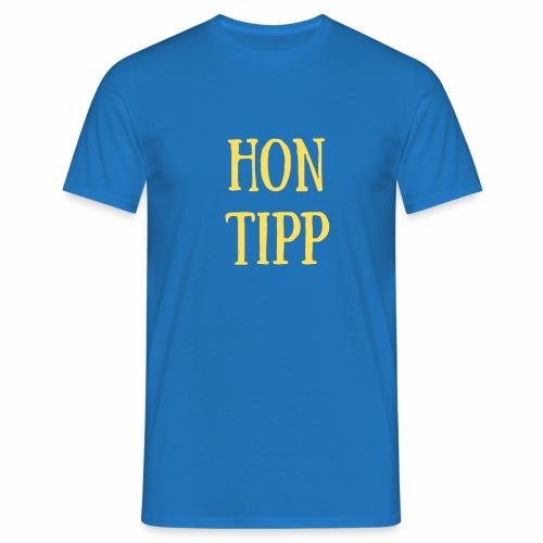 Hon Tipp - Men's T-Shirt
