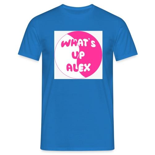 45F8EAAD 36CB 40CD 91B7 2698E1179F96 - Men's T-Shirt