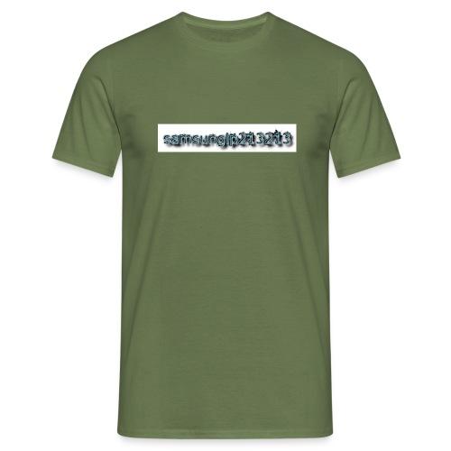 none - Männer T-Shirt