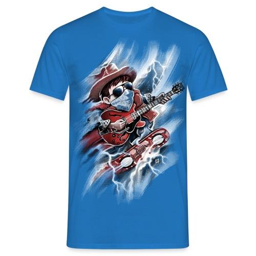 Time Rider - Men's T-Shirt