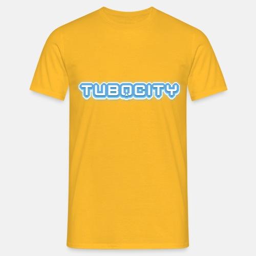 Tubocity Logo - Men's T-Shirt