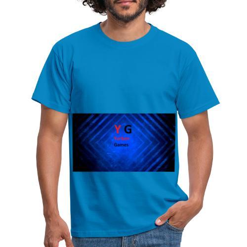 alles met de logo van yorben games - Mannen T-shirt