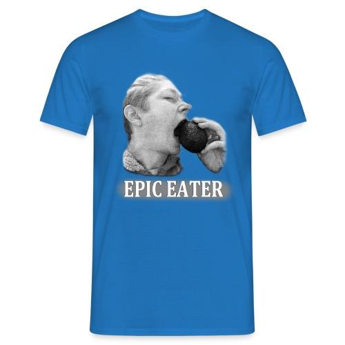 EPIC EATER - T-shirt herr