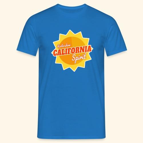 California Spirit Radioshow - T-shirt Homme