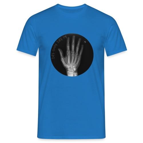 Des gars des os by JARL - T-shirt Homme